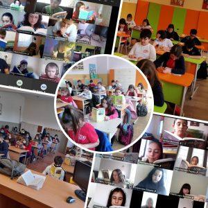 """750 ученици от СУ """"Сава Доброплодни"""" взеха участие в инициативата """"Остави всичко и чети"""" 2021"""