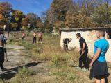 Акция бойци с чували в село Мадара
