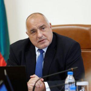Борисов: Слави да прави правителство, имам 10 дежурни депутати, ще го подкрепят