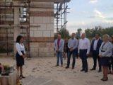 ГЕРБ – Каспичан откри с водосвет кампанията си за местния вот