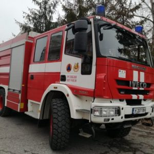 Два комина в един вход са горели в Шумен вчера