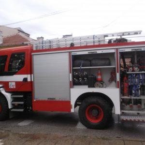 Два пожара на един и същ адрес гасиха шуменските огнеборци