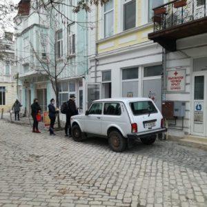 Започна раздаването на остатъчните количества хранителни помощи в Шумен и Велики Преслав