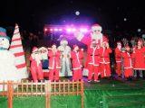 Коледните светлини в Шумен грейнаха