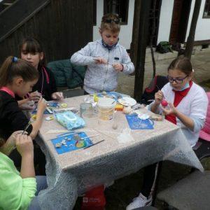 Летни занимания за децата в Шумен