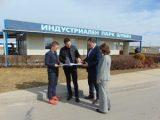 Любомир Христов разговаря с представители на Германо-българската индустриално-търговска камара