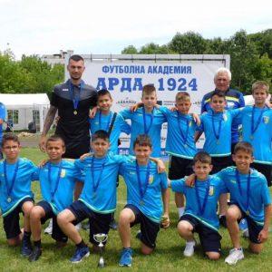 """Младите таланти на """"Шумен 2007"""" с достойно представяне на турнир в Кърджали"""