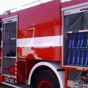 На шест сигнала за произшествия са реагирали дежурните противопожарни екипи