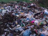 Незаконно сметище засече Екоинспекцията край Хитрино