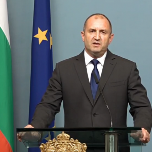 Президентът свиква първото заседание на новия парламент на 15 април