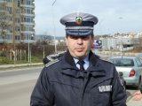 Сектор Пътна полиция с допълнително гише за обслужване на граждани