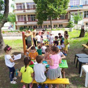 """Уроци с деца в СИДП, ДГС-Шумен и Природен парк """"Шуменско плато"""""""
