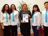 Ученици издадоха вестник за Националната седмица на четенето