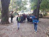 """Ученици от Каспичан на гости на ПП """"Шуменско плато"""""""