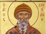 Църквата почита Св. Спиридон, днес празнуват всички занаятчии