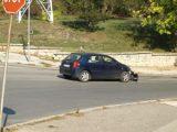 Шофьор е със затиснат крак при катстрофа на кръстовище в Шумен