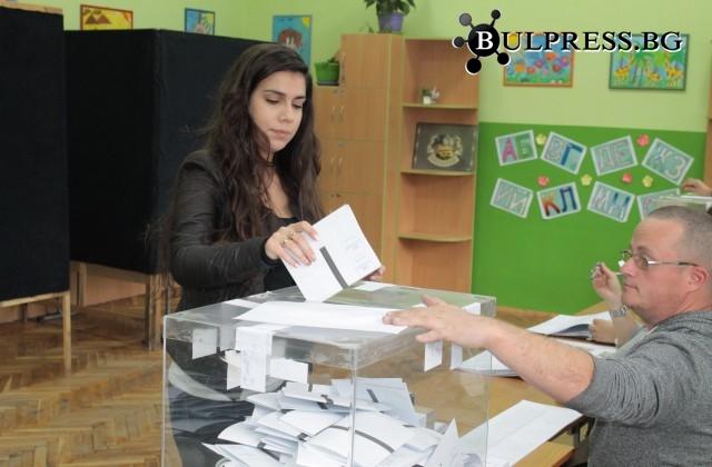 В 105 избирателни секции ще може да се гласува в община Търговище