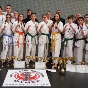 40 медала завоюваха младите шуменски каратисти на Националните първенства