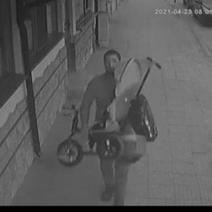 Зов за помощ: Познавате ли крадеца? (Видео)