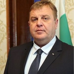 Красимир Каракачанов на посещение в Шумен