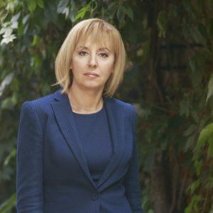 Мая Манолова погва колекторските фирми, внася законопроект