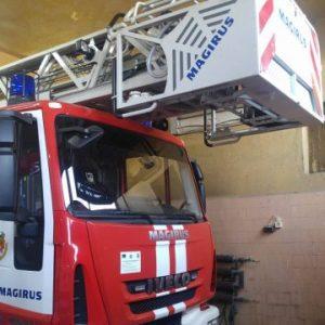 На 9 сигнала за произшествия са се отзовали огнеборците за 24 часа
