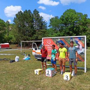 Наградиха победителите в състезанието по колоездене, бягане и дуатлон