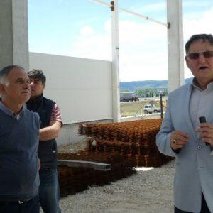 Нови четири предприятия ще се изградят в Индустриалния парк в Шумен