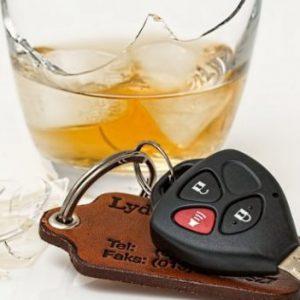 Пиян зад волана осъмна в ареста