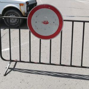 """Ремонти в кръговото на бул. """"Ришки проход"""", временно затварят движението"""