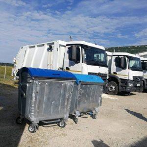 С 500 000 лева купуват техника и съдове за отпадъци за Шумен, Велики Преслав и Смядово